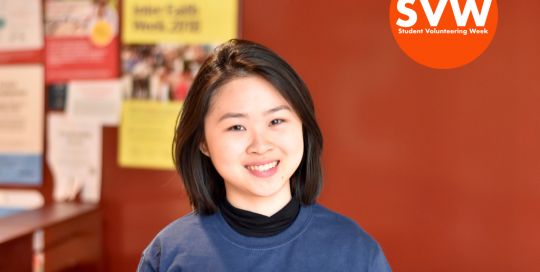 Guest Blog: Mei-en's volunteering experience