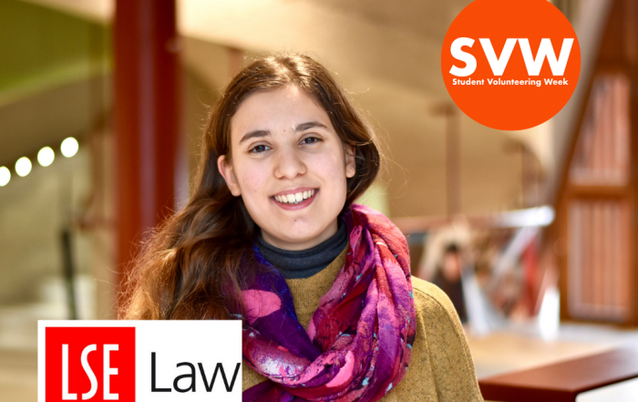 Volunteering: Law Student Special