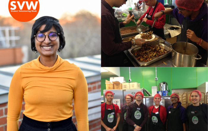 Guest Blog by Arya Gerard: Volunteering with FoodCycle