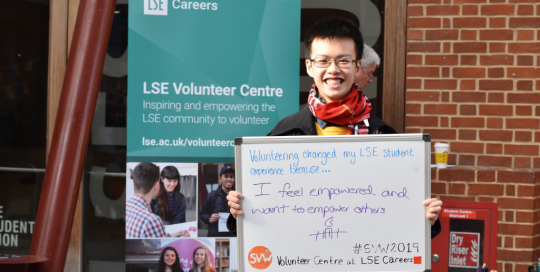 Guest Blog by Sean Chou: My volunteering experience working on modern slavery