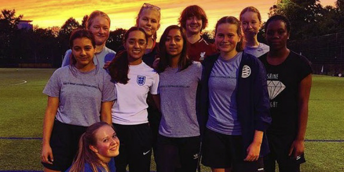 Guest post: Katee Hui on the importance of women's football