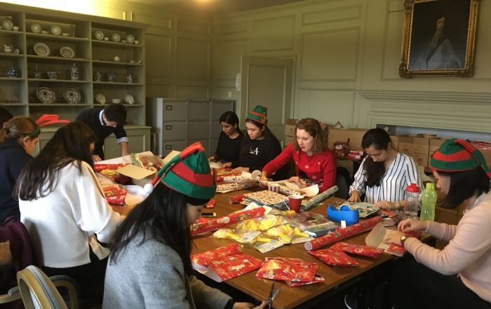 Guest blog by Samantha Brooks-Hutchinson: Volunteering with Ham House