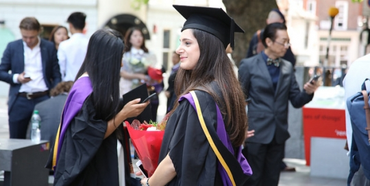 Reflections from an LSE Graduate Intern