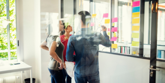 10 reasons to work for a smaller/newer organisation