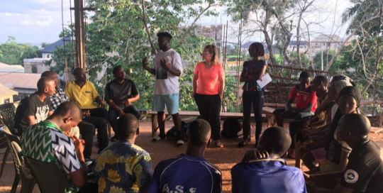 Guest blog by LSE Alumni Lewis Humphreys: Volunteering as an International Citizen Service Team Leader