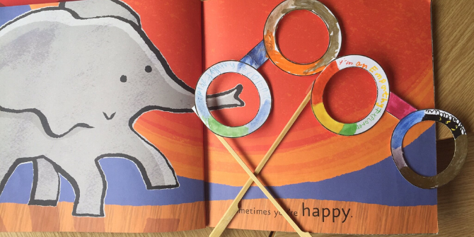 Guest Blog by Safae: Volunteering with Bookmark Reading Charity