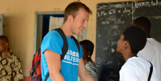 Guest blog by Martin Punaks: International volunteering - can it be done ethically?
