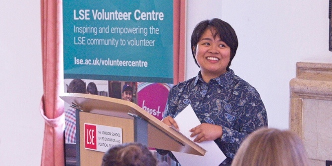 LSE Volunteer Award Nominations are Open!