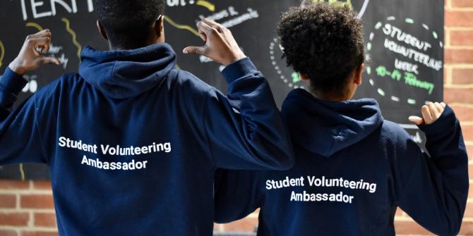 Meet your Student Volunteering Ambassadors 2020-21!