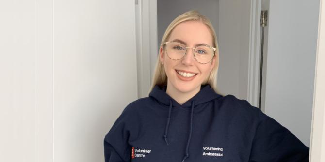 Guest Blog by Faye Mahon: Volunteering Virtually