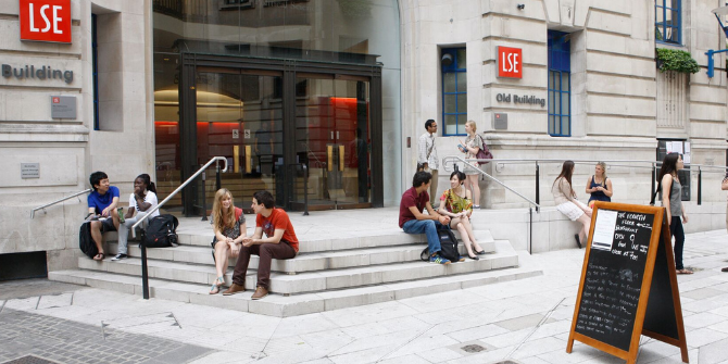 Welcome from the LSE Volunteer Centre