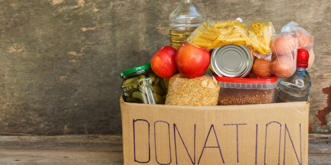 Take Action: Food Insecurity