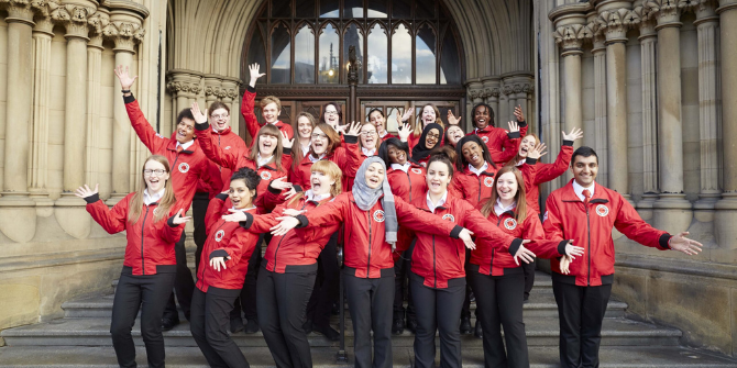LSE Voluntary Organisation of the Year 2021: City Year