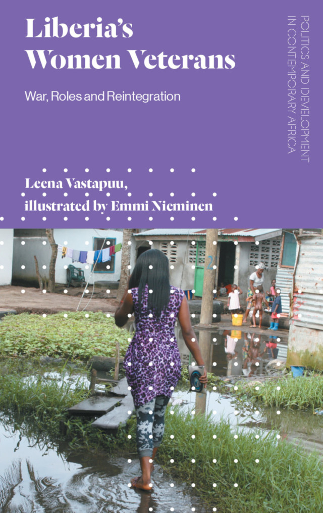Liberia's Women Veterans book cover