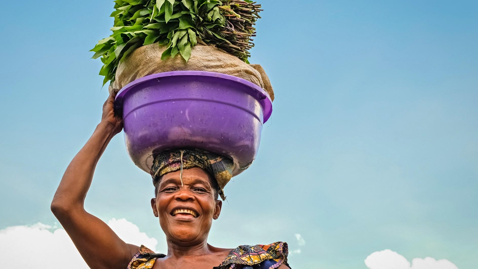 Savings groups can tackle financial precarity in Goma's woman-headed households
