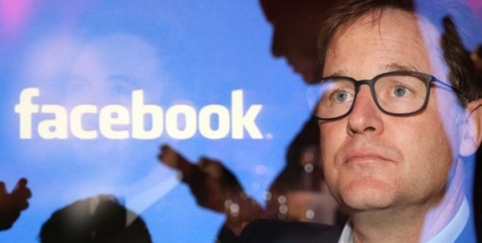 The New Media Ethics: Nick Clegg can be Facebook's conscience