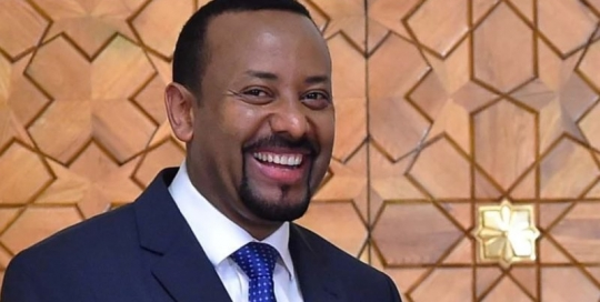 Abiy Ahmed- The Person of the Year TIME forgot to honor in 2018