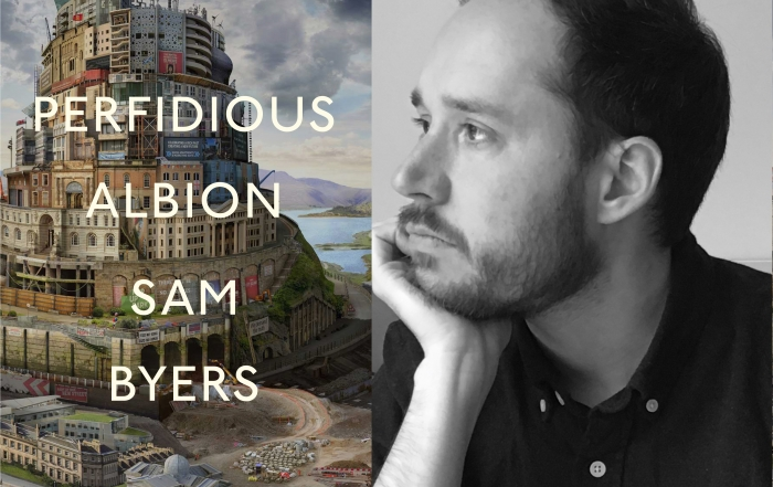 Are we heading towards a digital dystopia? Q&A with author Sam Byers