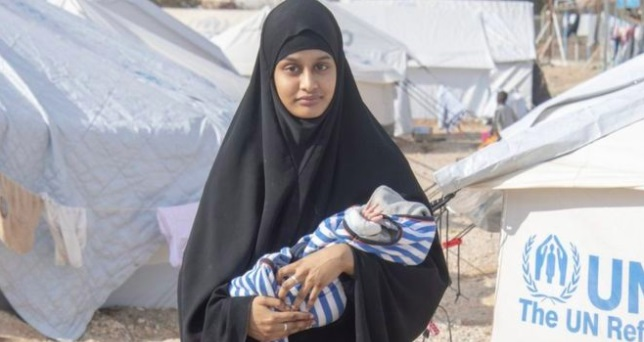 Some Stories Don't Need to Be Covered: the story of the 'ISIS Bride' is one of them