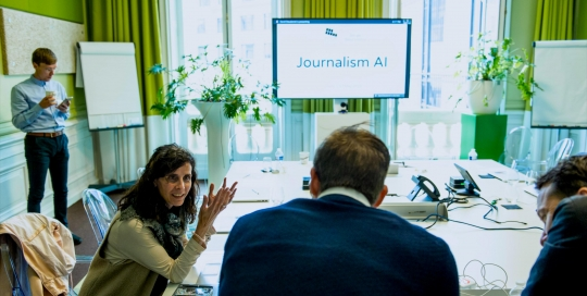 The Journalism AI global survey: what we've learned so far