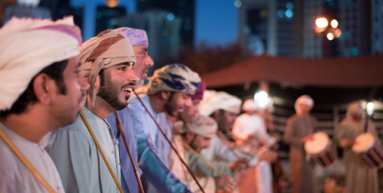When Art and Heritage Collide: Artistic Responses to National Narratives in the UAE