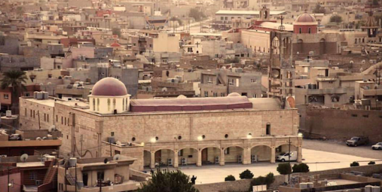 The Bishop and the Prime Minister: Mediating Conflict in the Nineveh Plains