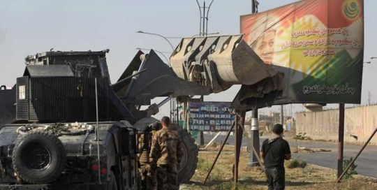 The Kirkuk Case and Baghdad–Erbil Relations