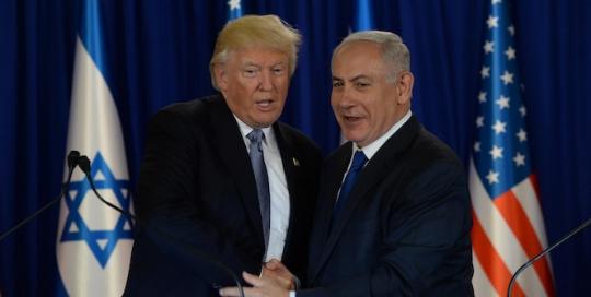 Trump and Netanyahu: Tainted Love Furthers Self-Destructive Tribalism