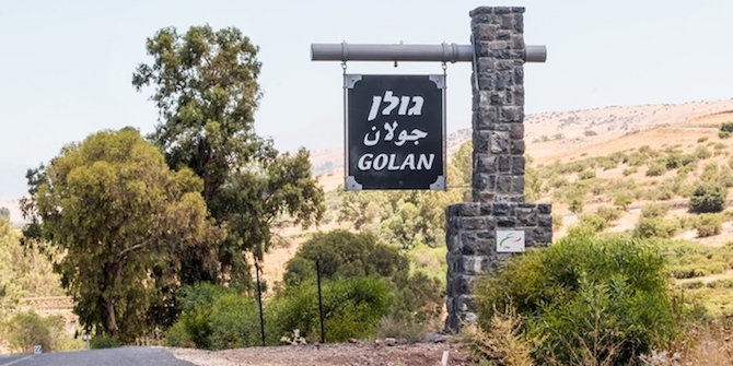 Mapping Memories of Resistance: The Untold Story of the Occupation of the Golan Heights