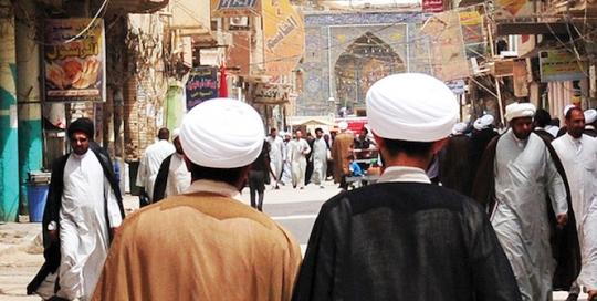 Book Review – 'Patriotic Ayatollahs: Nationalism in Post-Saddam Iraq' by Caroleen Sayej