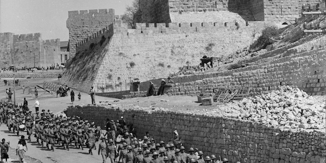 Book Review – 'Britain's Pacification of Palestine: The British Army, the Colonial State, and the Arab Revolt, 1936–9' by Matthew Hughes