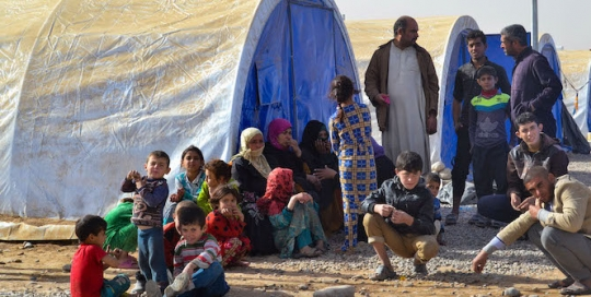 Minorities, Displacement, and Citizenship in Northern Iraq