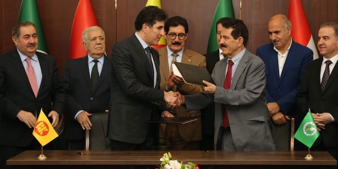 The Kurdish Duopoly: The Political Economy of Two-Party Rule