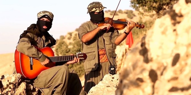 Music in the Syrian Civil War