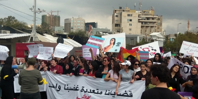 A Reproductive Justice Framework for Queer Liberation: Perspective from Lebanon