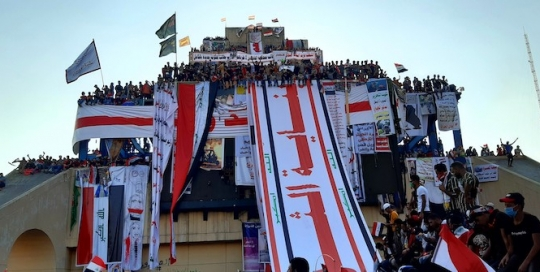 Popular Protests in Iraq: The Terminal Crisis of the Post-Saddam State?