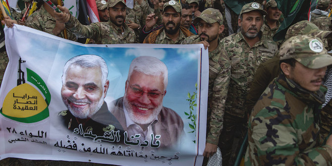 Trump's Anti-Politics and the Assassination of Iran's (now) Eternal General Soleimani