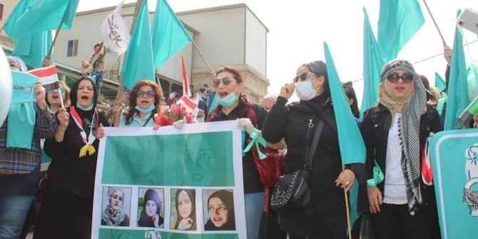 Violence Against Women in Iraq: Between Practice and Legislation