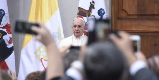 The Pope's visit to Chile: the limits of the 'Francis phenomenon'