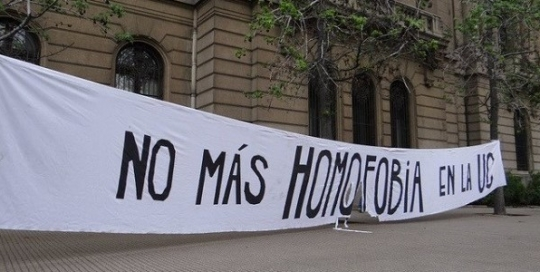 Fighting for and against (homo) sexualities in Chile: The case of reparative practices
