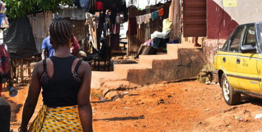 Gender and disability in informal settlements during COVID-19: What we have learnt so far
