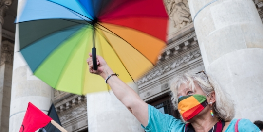 LGBTQ+ issues as Electoral Fuel: Insights from a Polarized Poland