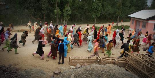 Kashmiri Women's Songs of Resistance
