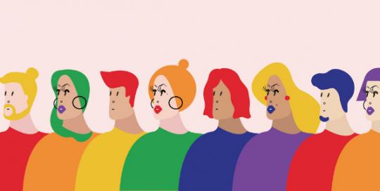 Using Automated Technologies to Assess LGBTI+ Status
