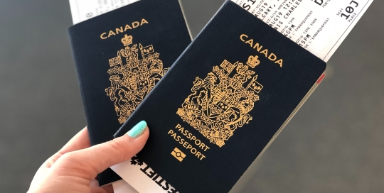 The Hidden Masculinization and Militarization of the Canadian Citizenship Guide