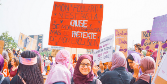 Feminist solidarity after the Swiss referendum: Islamophobia and the politics of veiling