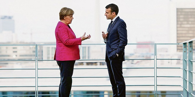 Macron and Merkel's warm words mask deeper Franco-German divisions over the future of Europe