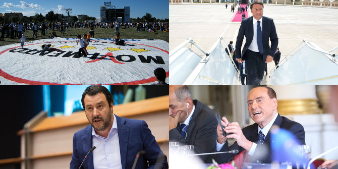 What emotions do politicians express with their tweets? The case of Renzi, Berlusconi, Salvini, and Di Maio