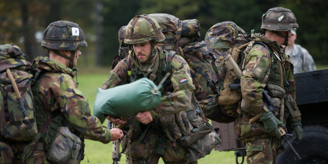 EU defence policy is becoming increasingly supranational