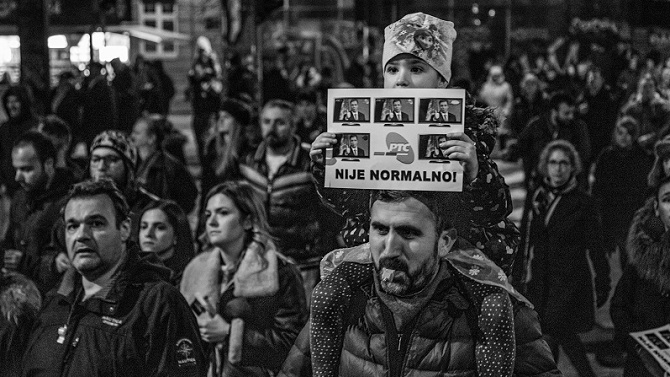 Two months of protests in Serbia – what's next? | EUROPP